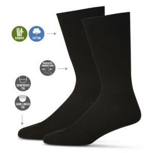 2PK BAMBOO BUSINESS SOCKS