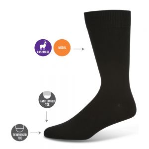 LUXURIOUS MENS SOCK