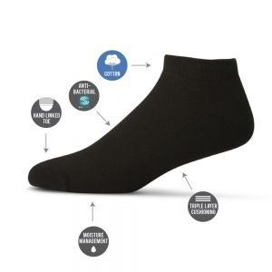 MENS COTTON ANKLE SPORT SOCK