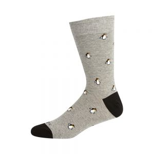 MENS PENGUIN SOCK