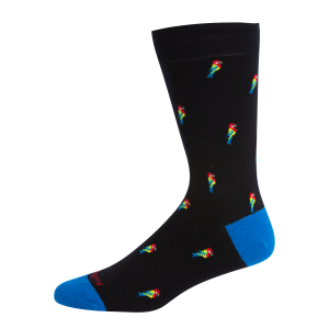 MENS ROSELLA SOCK