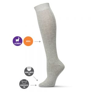 LUXURIOUS WOMENS KNEE HIGH SOCK