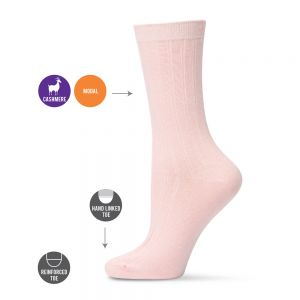LUXURIOUS WOMENS SOCK