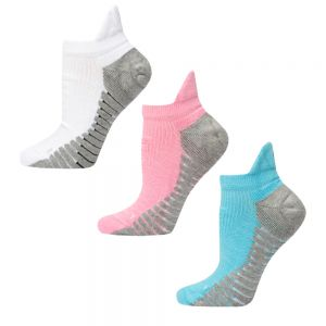 WOMENS CROSS TRAINER ANKLE SOCK PACK