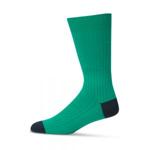 MENS EMERALD BAMBOO CLASSIC SOCK