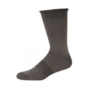 BAMBOO & MERINO WOOL ULTIMATE WORK SOCK - CHAROAL