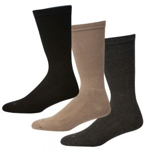 MENS CUSHIONED NON TIGHT SOCK PACK