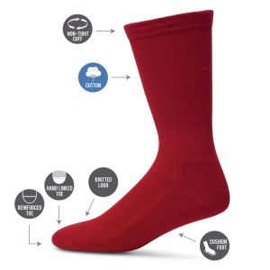 Non Tight Cushion Health Sock
