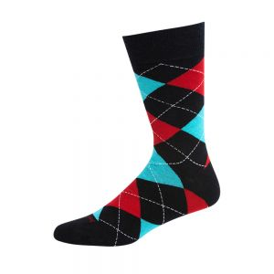 MENS ARGYLE SOCK