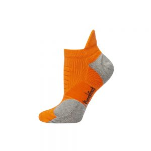 WOMENS CROSS TRAINER ANKLE SOCK - ORANGE
